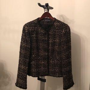 Tristan & Iseut tweed Blazer